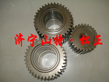 Excavator machinery parts PC130-7 gear 203-26-61110,carrier 203-26-61120