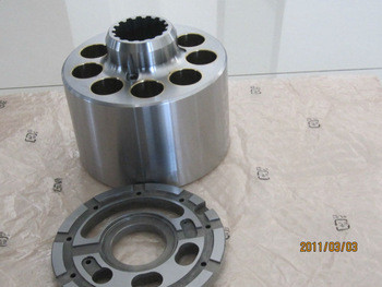 Cylinder block ass'y 706-73-43190 for PC130-7 model,piston sub ass'y 706-73-43160