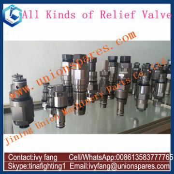 Genuine Parts 723-40-50100 Relief Valve for Excavator PC200-6 6D95