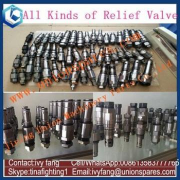 Genuine Excavator PC300-5 Relief Valve 708-27-04311 Main Control Valve