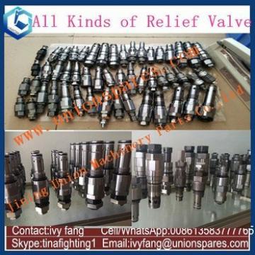 Genuine Excavator EX200-5 Relief Valve 4372038 Main Control Valve