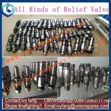 Genuine Excavator PC300/350-6/7/400-6 Relief Valve 723-40-56600 Main Control Valve