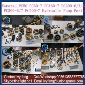 Hydraulic Pump Spare Parts Press Pin 708-1S-13380 for Komatsu PC56-7
