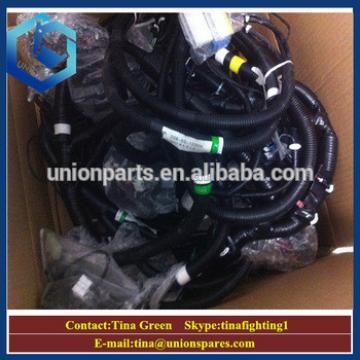 Genuine PC400-7 excavator wiring harness 208-06-71113