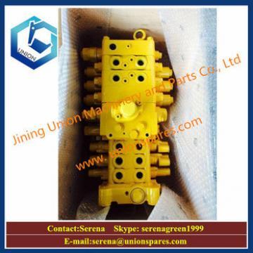 Hot sale original excavator hydraulic control valve pc160-7 pc160lc-7 723-57-16104