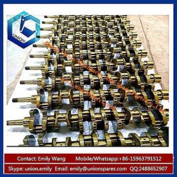 Engine Spare Parts PC30 Crankshaft,Cylinder Block PC270-7 PC270-8 PC300 PC300-2 PC300-3 PC300-5 for Koma*tsu