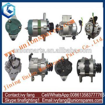 6D125 Engine Parts Alternator 600-821-9690 for Komatsu PC400-7 PC450-6
