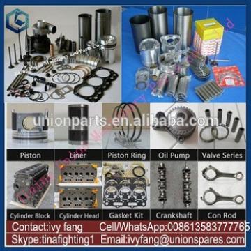 For Komatsu Excavator PC400-8 Engine Turbocharger 6506-21-5020 SAA6D125 Engine Parts PC450-8