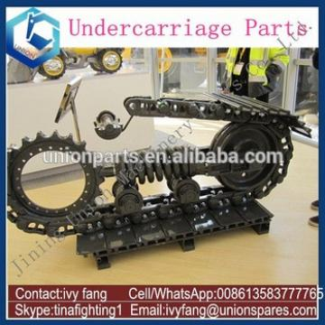 High Quality Excavator PC200LC-7 Track Frame 20Y-30-35110 PC210LC-7