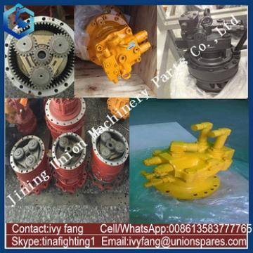 Manufacturer For Komatsu Excavator PC60-8 Swing Reduction Gearbox PC200-6/7/8 PC300-6/7/8 Swing Machinery Swing Reducer Gearbox