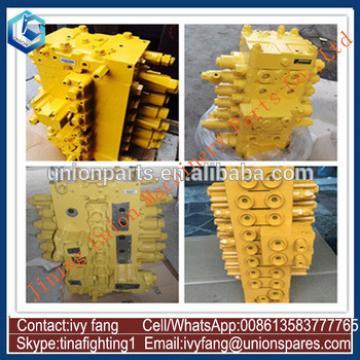 Original Parts for Komatsu Excavator PC270-7 Control Valve 723-47-20601 PC200-7 PC200-8 PC300-7 PC400-7 Hydraulic Control Valve