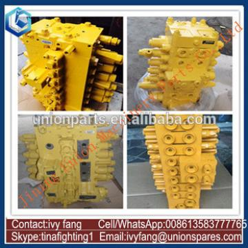 Original Parts for Komatsu Excavator PC50MR-2 Control Valve 723-18-16701 PC200-7 PC200-8 PC300-7 PC400-7 Hydraulic Control Valve
