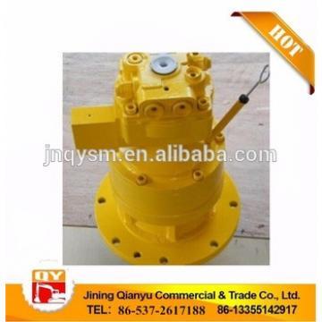 excavator parts PC200-7 swing motor, 706-7G-01040 slewing motor, excavator swing motor