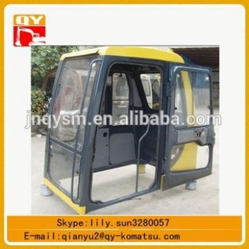 High quality PC200-8 EXCAVATOR CABIN GENUINE PC110 PC130 PC160 PC210 PC220 PC240 PC270