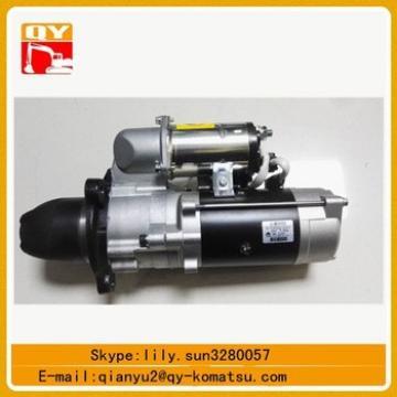 pc300 pc360-6/7 excavator 6D108 6D114 engine starting motor 600-863-5711 24v 7.5kw starting motor