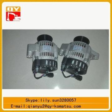 excavator spare parts pc200-8 pc220-8 engine alternator 600-861-3420