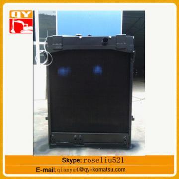 aluminum water radiator for PC56-7,PC220-7,PC360-7,PC380-3