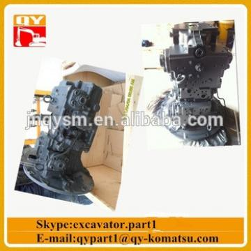 China goods supplier original pc400-6 pc400-7 pc450-7 pc450-8 excavator hydraulic pump assembly for sale