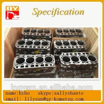 High quality excavator engine cylinder block for sale pc200-7 pc200-8 pc300-7 pc360-4 pc400-8