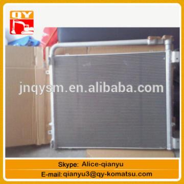 high quality excavator cooling systerm pc130-7 oil cooler radiator