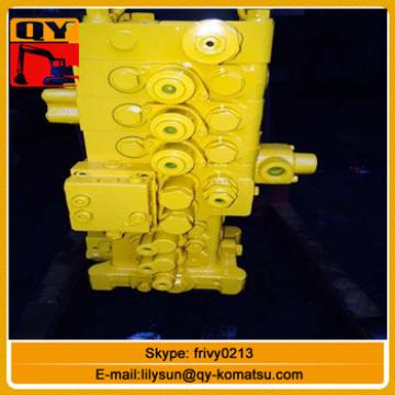 main valve assy 723-57-16104 723-57-16101 for PC160-7 excavator