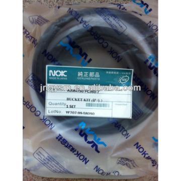 Excavator Pc200-5 Hydraulic Cylinder Seal Kit Arm Seal Kit