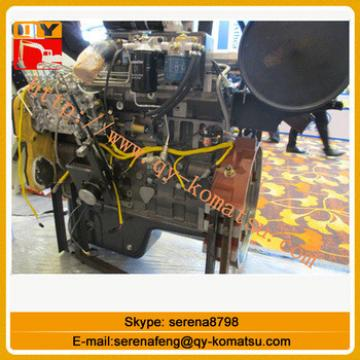 Complete Engine Assy 6D114 for Excavator PC200-7 PC360-7