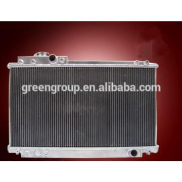 208-03-75111 radiator for PC450HRD-8 excavator,PC400-8 PC450-8 original genuine water tank radiator 208-03-75111