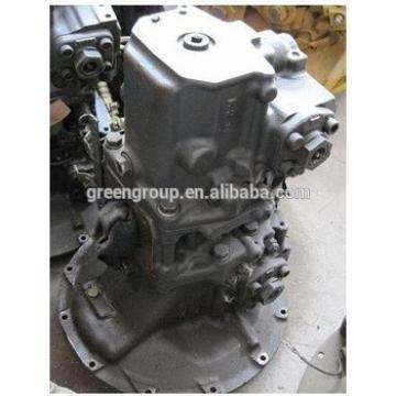 Original PC270 hydraulic pump assy,708-2l-00203 708-2L-03234 708-2L-00112 708-2L-00102,PC270 Excavator main pump,
