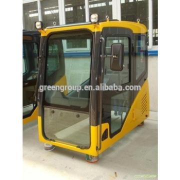 pc220-6 cabin,cab assy ,drive cab,PC120,PC130,PC140,PC210,PC230,PC220,PC280,PC330,PC400