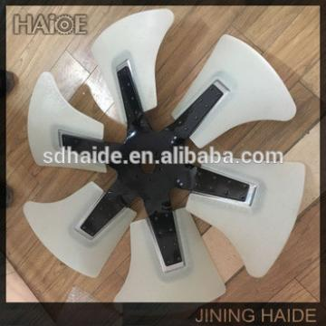 High Quality PC300-8 Engine Cooling Fan Blade For PC300-8 Excavator