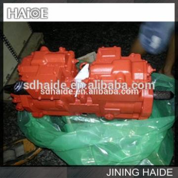 High Quality kawasaki K3V63DT E110B excavator hydraulic pump