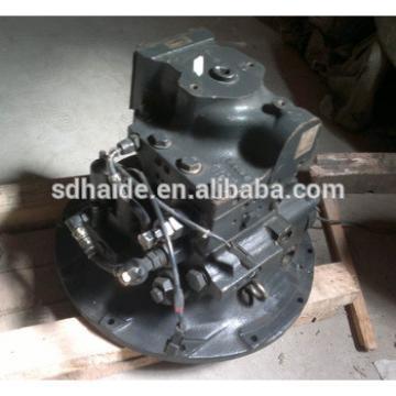 hydraulic main pump for excavator PC130, PC130-5, PC130-6, PC130-7, PC130-8 genuine original