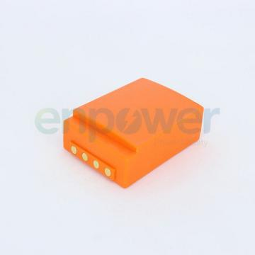 Professional 6V/2200mAh replacement crane remote control battery HBC FUB5AA, BA225030