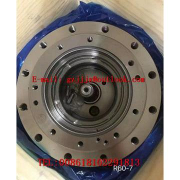 Travel reduction gearbox for PC160-6 PC180LC-6 PC180NLC-6 PW130ES-6 ravel Final drive assembly, Apply toKOMATSU excavator parts