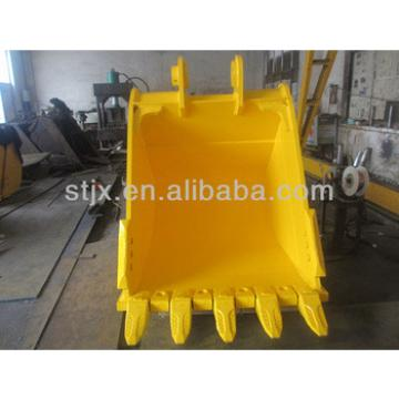 PC60, PC200, PC210, PC220, PC270, PC300, PC360, PC400 excavator bucket