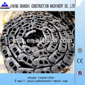 PC200 track chain excavator track link for PC160 PC200 PC210 PC220 PC240 track shoe