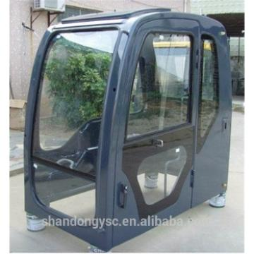 cheap price PC56-7 excavator drive cab ass'y with inner decoration