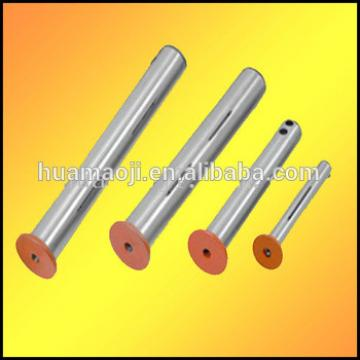 Excavator pin and bushings bucket pin for PC100 PC200 PC270 PC300 PC360 PC400