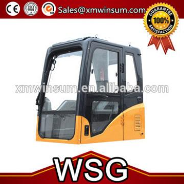 Excavator PC200-8 cab for PC110 PC130 PC160 PC200-7 PC210 PC220 PC240 PC270 cabin