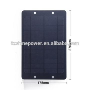 5w 6W 6V Mono Solar Panel for MOBIKE OFO Bike Bicycle