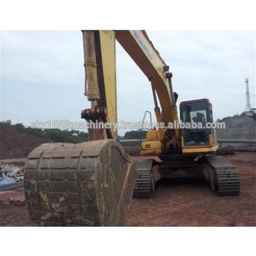 Komatsu original pc270-7/pc240-7/pc240-8 secondhand excavator with good quality