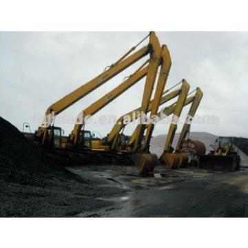 CE-approved PC110/PC130/PC160 excavator long reach boom and arm