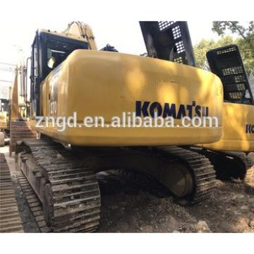 Used Komats PC270-7 Excavator, Used Komatsuu PC270 PC300 Excavator