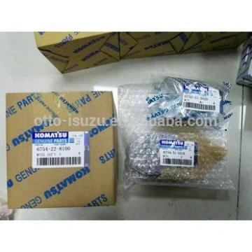PC200-8 PC220-8 PC270-8 Main Bearing 6735-21-8100 6736-21-8110 S6D107 Metal Assy 6754-22-8110 1240114H91 6754-22-8100