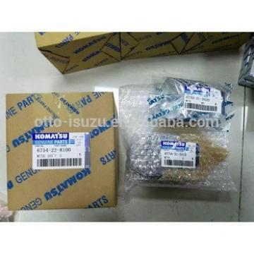 PC200-8 PC220-8 PC270-8 Main Bearing 6735-21-8100 6736-21-8110 S6D107 Metal Assy 6754-22-8110 1240114H91 6754-22-8100