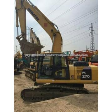 Used komatsu 270-8 excavator for sale