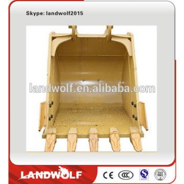 Latest export Machinery excavator spare parts for LONGKING LG6065D original steel bucket