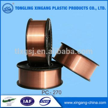 for welding Wire ABS recyclable black color plastic spools