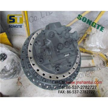 PC270 final drive motor 708-8H-00330 excavator travel motor 207-27-00282 207-27-00280